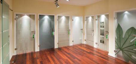 Moderne innentüren aus glas  Tischlerei Dennis Hoyer - Innentüren & Zargen